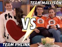Team Phlink Vs Team Mallison