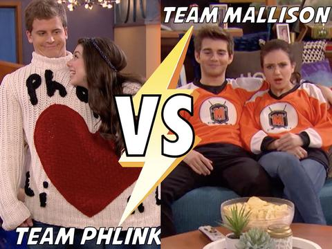 Team Phlink Vs Team Mallison