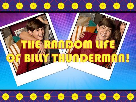 The Random Life Of Billy Thunderman!