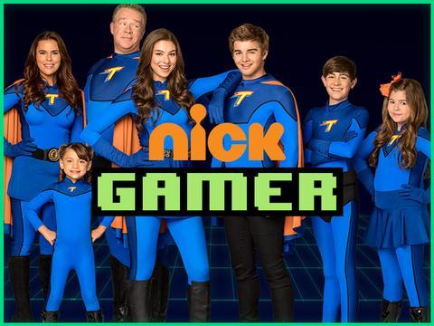 Nick Gamer: Power House