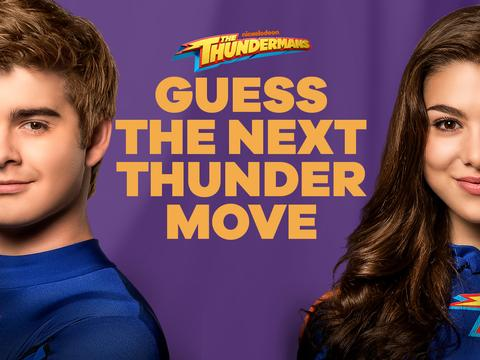 Guess The Next Thunder Move