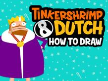 How to draw King Hunnybun