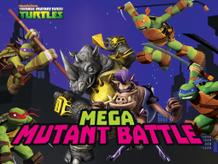 Nick Gamer - TMNT - Mega Mutant Battle