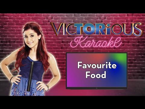 Karaoke: Favourite Food