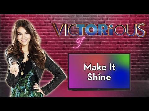 Karaoke: Make It Shine