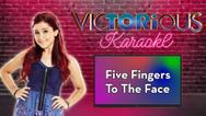 Karaoke: Five Fingers To The Face