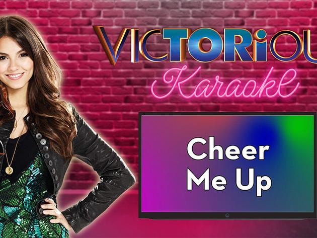 Karaoke: Cheer Me Up