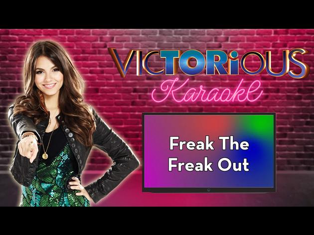 Karaoke: Freak The Freak Out