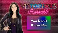Karaoke: You Don't Know Me