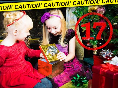 Christmas Survival Guide - Presents Under The Tree