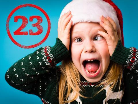 Christmas Survival Guide - Christmas Meltdowns