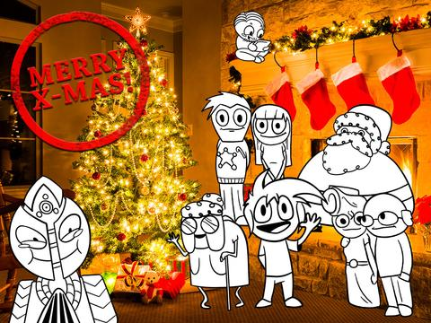 Christmas Survival Guide - Merry Christmas