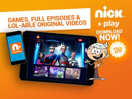 Download Nick Play from the below links now!