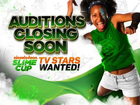 SLIMECUP AUDITIONS