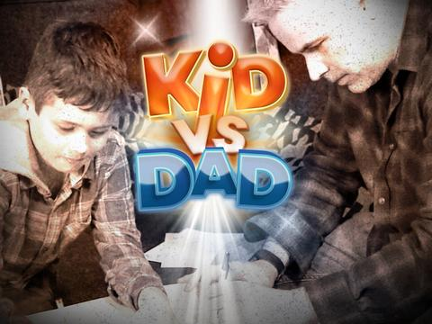 Kid VS Dad - Drawing