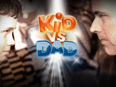 Kid VS Dad - Thumb War