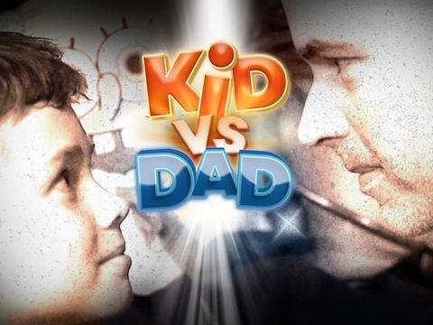 Kid VS Dad - Putting on a tie