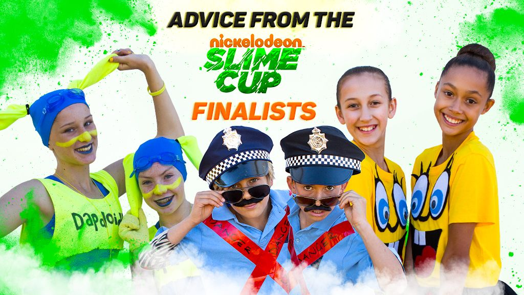 Advice from the Slime Cup Finalists