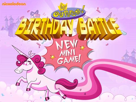 Birthday Battle!