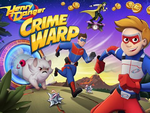 Henry Danger Crime Warp