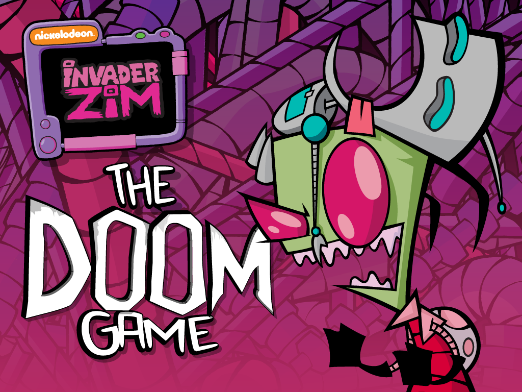 Invader Zim Doom