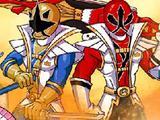 Power Rangers Samurai: Super Samurai