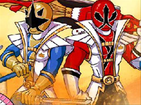 Power Rangers Samurai: Super Samurai