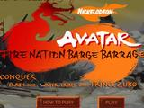 Avatar | Fire Nation Barge Barrage