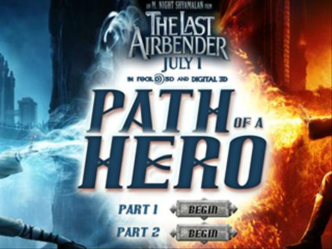 Avatar | The Last Airbender - Path of a hero