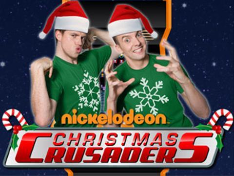 Nickelodeon Karácsonyi Mentőakció