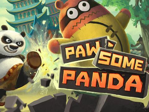 Paw-some Panda