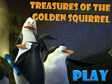 Penguins of Madagascar | Treasures Of The Golden Squirrel