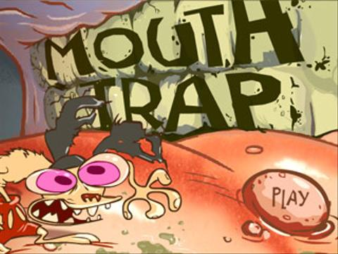 Ren And Stimpy | Mouth Trap