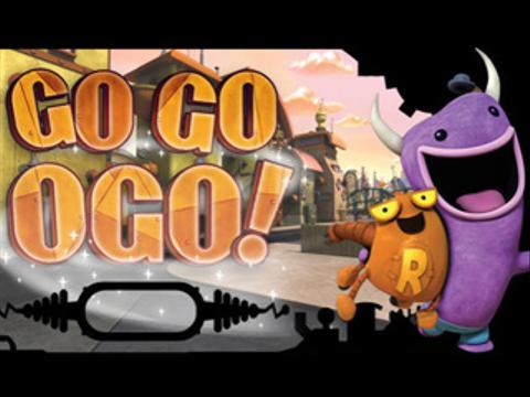 Robot & Monster | Go Go Ogo!