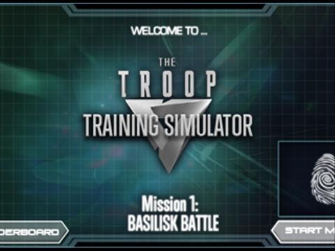 The Troop | Mission 1: Basilisk Battle