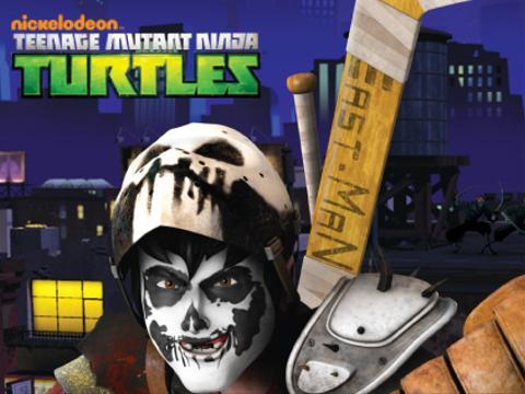 Casey Jones vs. Robot Nindzsák