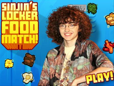 Victorious | Victorious | Sinjin's Locker Food Match