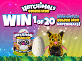 Win With Hatchimals!