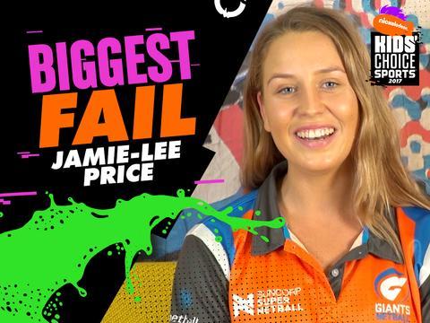 Biggest Fail - Jamie Lee Price