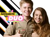 KCA 2018 - Favourite Duo Winners: Bindi and Robert Irwin