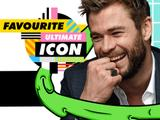 KCA 2018 - Favourite Ultimate Icon: Chris Hemsworth