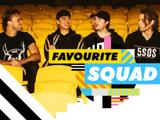 KCA 2018 - Favourite Squad: 5 Seconds of Summer