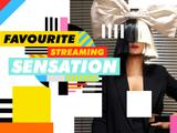 KCA 2018 - Favourite Streaming Sensation: Sia