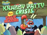SpongeBob SquarePants - Krabby Patty Crisis