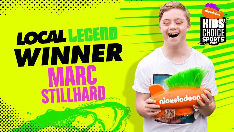 Local Legend - Winner