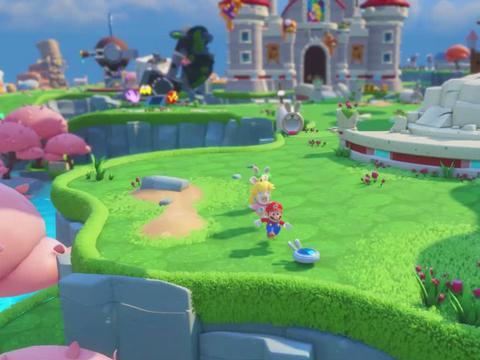 Mario + Rabbids - NEW GAME!