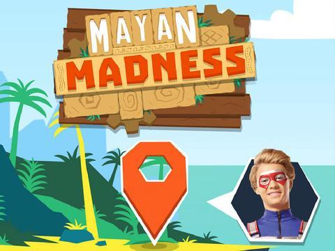 Infinity Islands: Mayan Madness