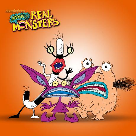 Aaah Real Monsters