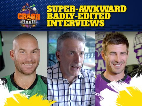 CRASH THE BASH: EPISODE 6 – FULL INTERVIEW with DAMIEN FLEMING