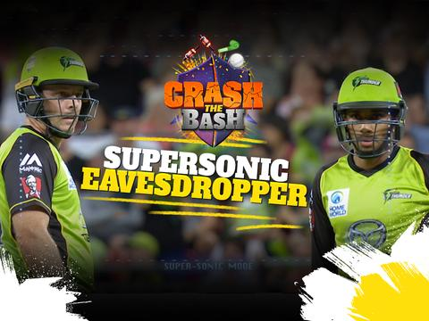 Crash the Bash: Episode 7 – Supersonic Eavesdropper Compile